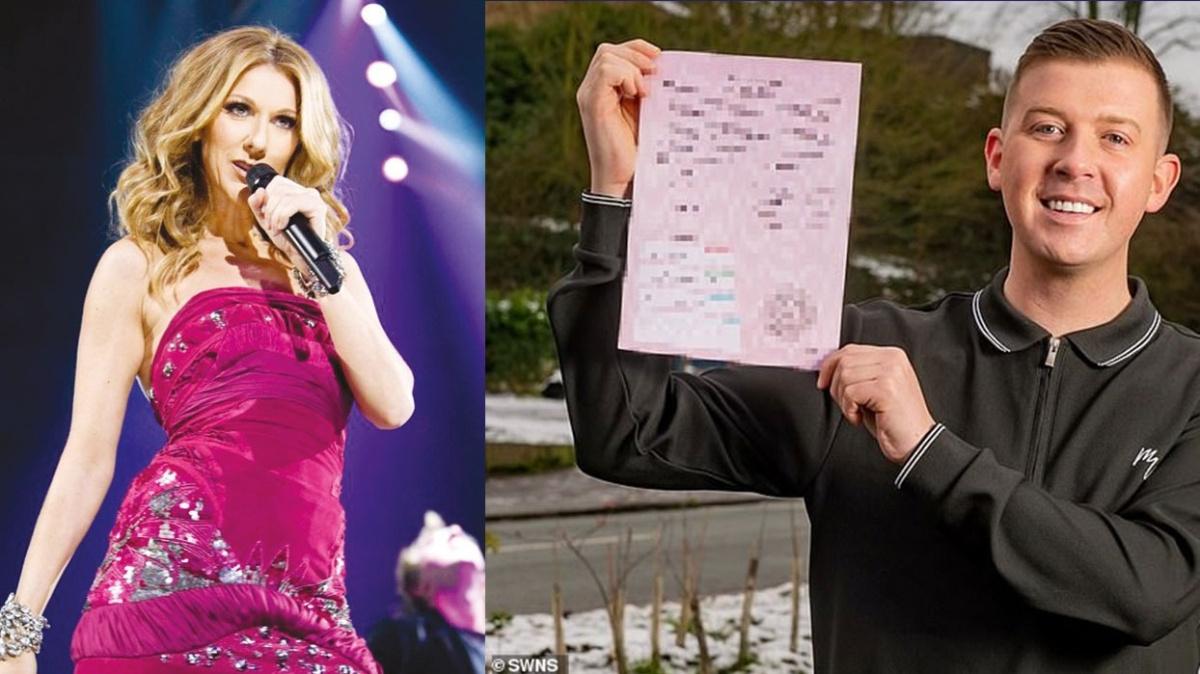 Un ragazzo inglese ha cambiato nome da ubriaco: ora è ufficialmente Celine Dion | Deer Waves